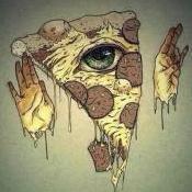 Pizza de Tzeentch