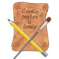 Celestin peinture